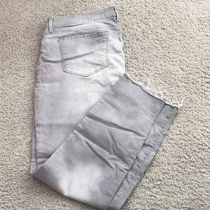 Light Grey Wash Jeans